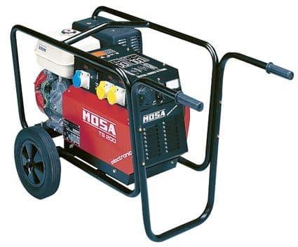 Petrol Welder/generators