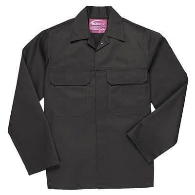 Portwest Bizweld (Black) Flame Retardant Jacket