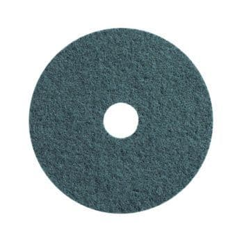 Surface sanding disc with hole (100x16)mm diameter Aluminium Oxide coated (FINE) ~ Boxed in 10's
