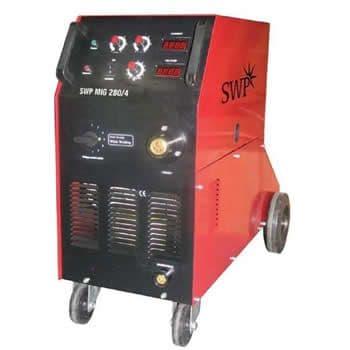 SWP Mig 280/4 , single phase 280 amp 240 volt mig welder