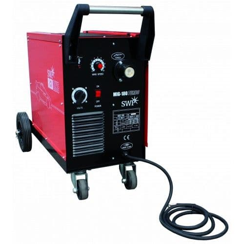SWP Redline Mig 180 Turbo 230 volt mig welder