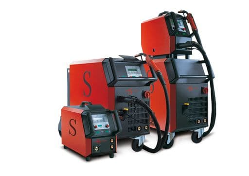 Synergic pulse Mig welders