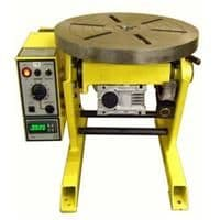 TT1000PDT 100 kg Tech Arc Precision Digital timer welding turntable positioner