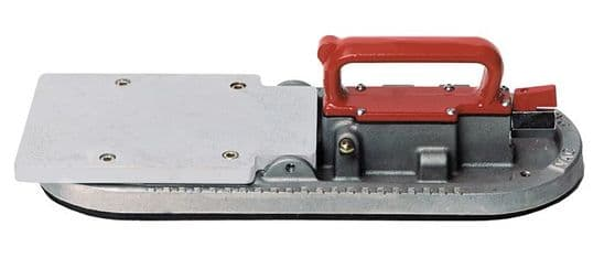 VAC PAD for using magnetic drills on non magnetic surfaces