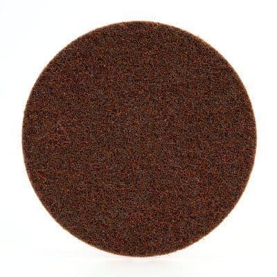 Velcro surface sanding disc 178mm diameter Aluminium Oxide coated (COARSE) ~ Boxed in 10's