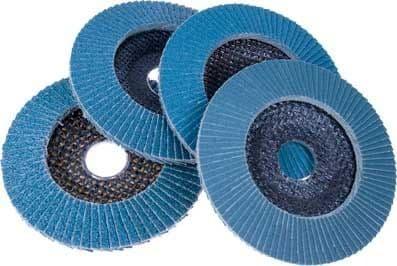 Zirconia Flap disc 115mm x 22.23mm