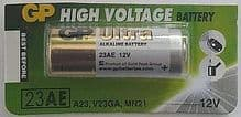 GP® 23A 12v Alkaline Battery