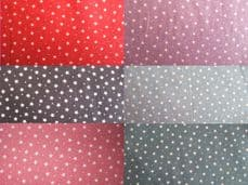 3mm Star Print 100% Cotton Fabrics